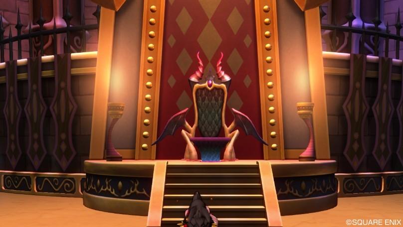 魔仙卿の椅子
